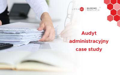 Nowa perspektywa audytu zewnętrznego – case study