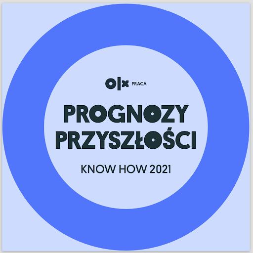 OLX Praca - raport Prognozy przyszłości – OLX Praca. Know How 2021